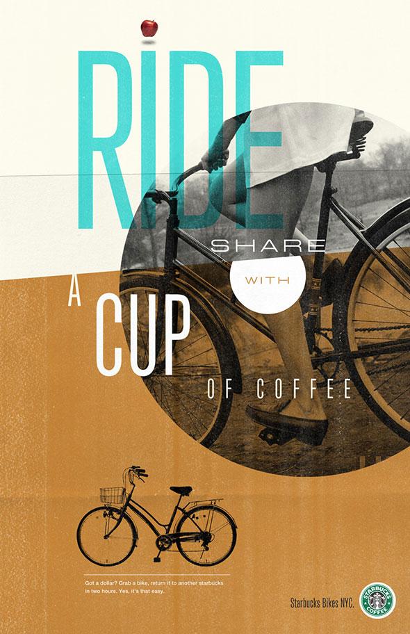Starbucks Ride Share