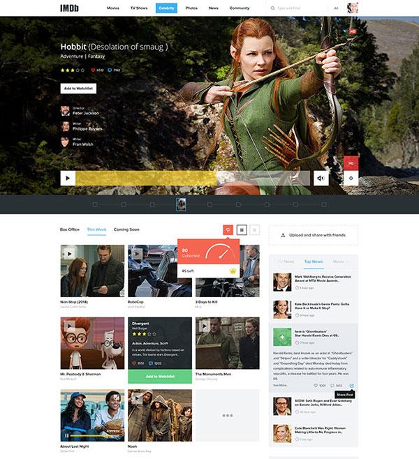 32 Creative Web Design Concepts