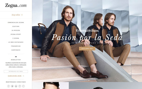 Fashion E-Commerce.