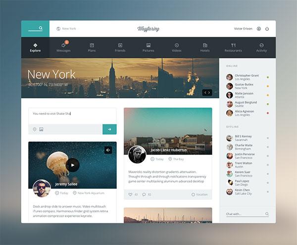 Wayfaring App