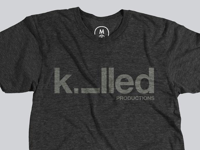 Killed Productions T-Shirt