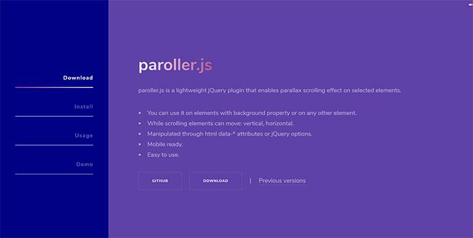 10 Horizontal Scrolling jQuery Plugins – Bashooka