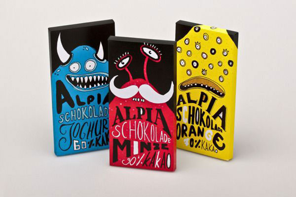 Alpia Chocolate