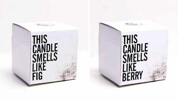 straight-to-the-point packaging