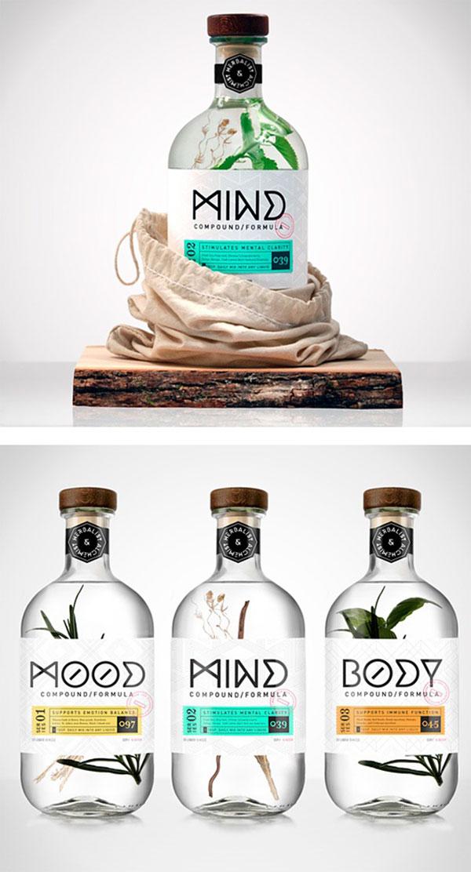 Herbalist & Alchemist Branding
