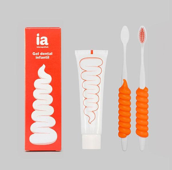 Interapothek Toothpaste more