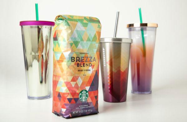 Starbucks Brezza Blend