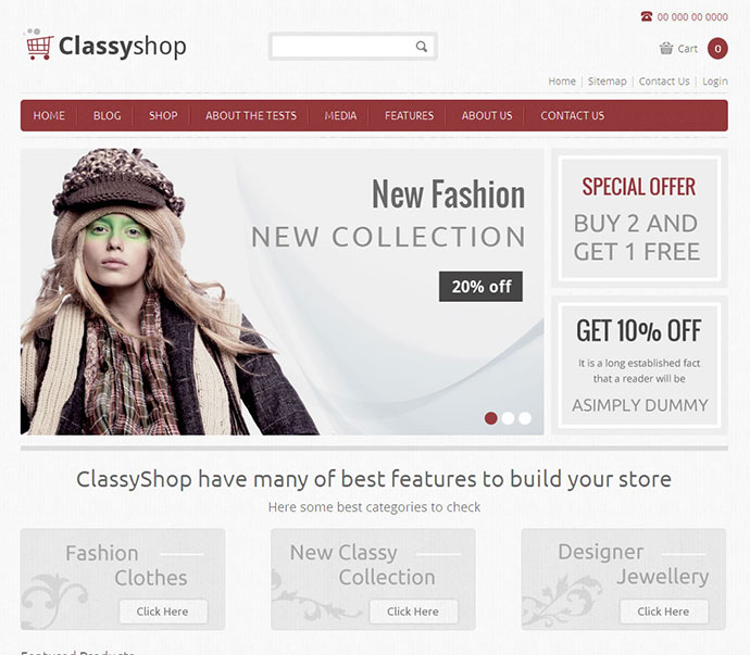 ClassyShop
