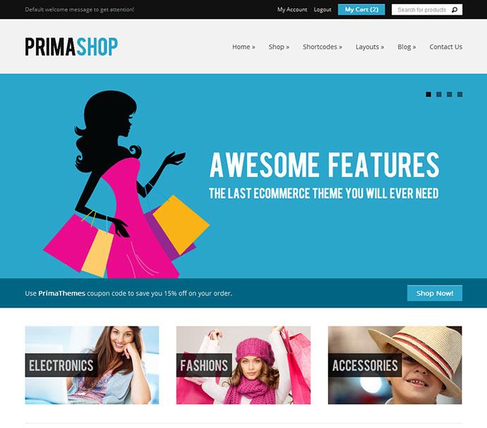 PrimaShop