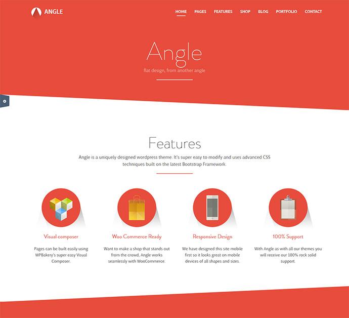 Angle-theme