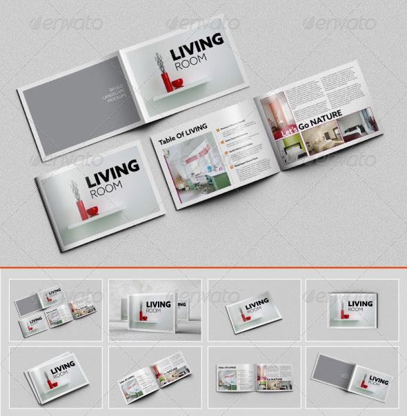 41 psd brochure mock