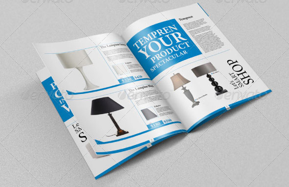 41 Psd Brochure Mock Up Templates Web Graphic Design Bashooka