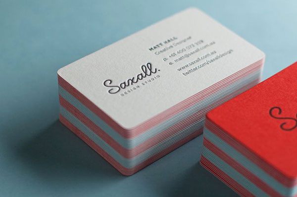 Designed by Saxall. Letterpress printed by The Hungry Workshop.