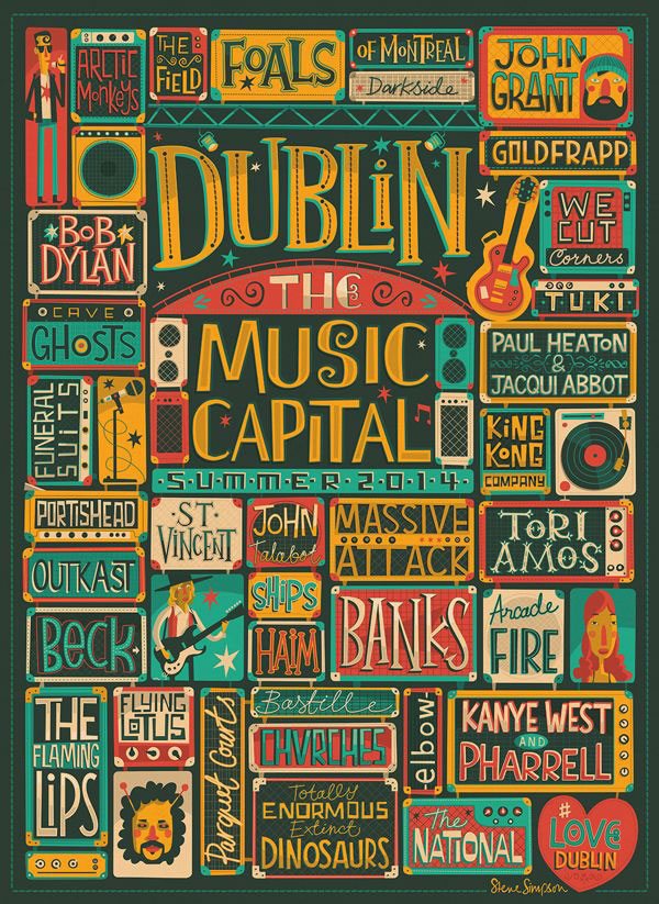 Dublin: The Music Capital