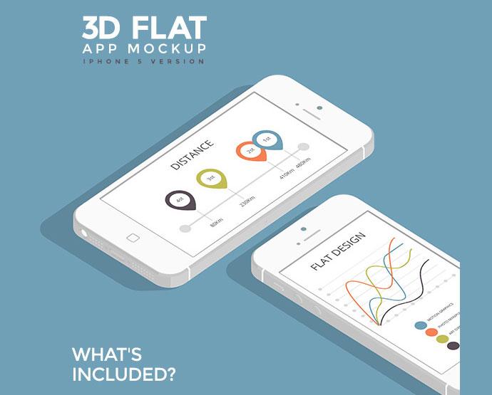 3d-flat-iphone-6