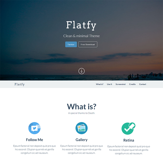 Flatfy-7