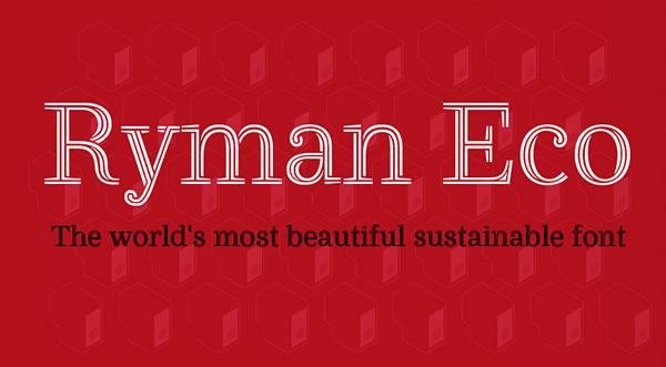 Ryman-Eco-font-24