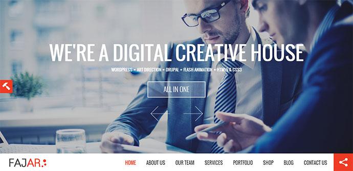 fajar-business-template
