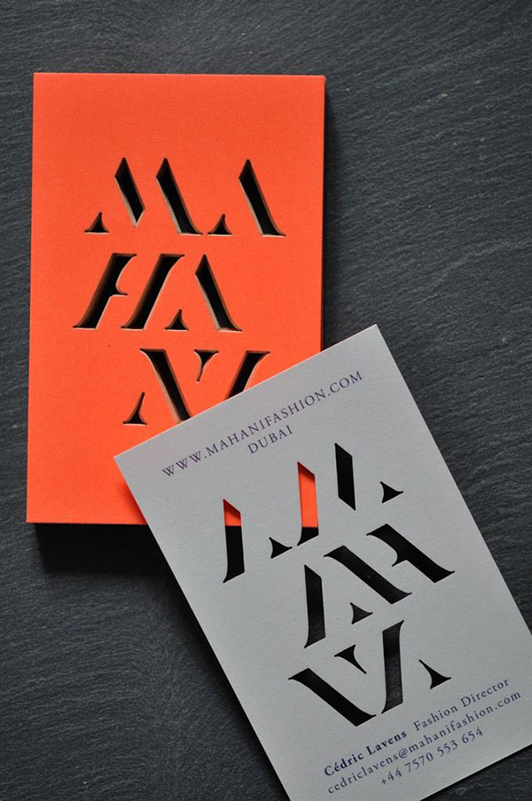 20 Coolest Business Cards That Get Remembered | Web & Graphic ...