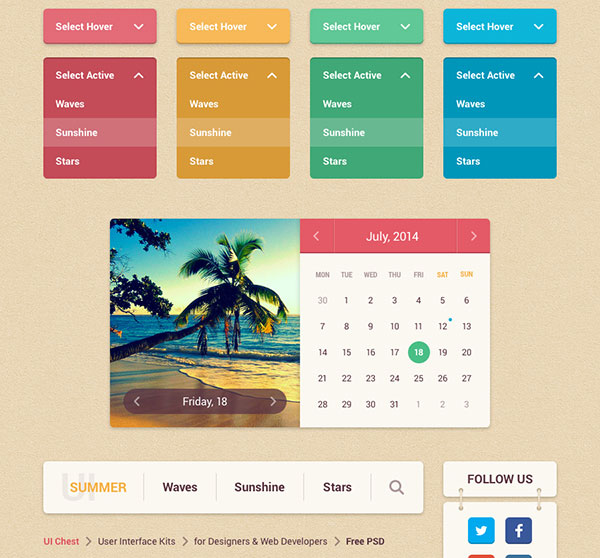 summer_ui_kit-7