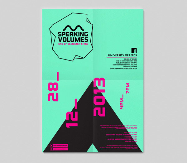 School Bookcover Design: 40 Stunning Swiss Style Designs Inspiration
