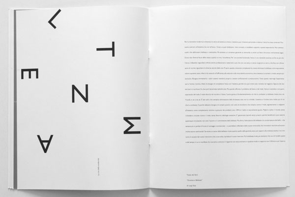 Architecture in Typography