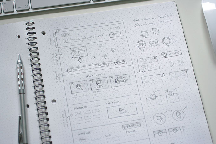 22 Low-Fidelity Web & Mobile Prototyping Examples