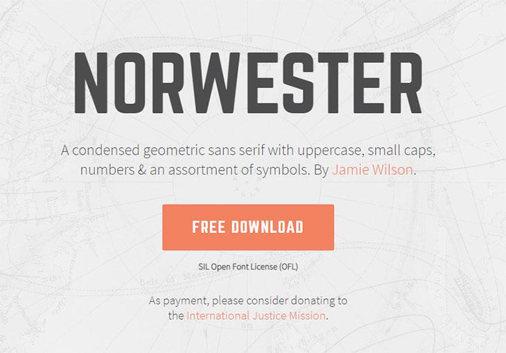 15 Gorgeous Free Geometric Sans Serif Fonts – Bashooka