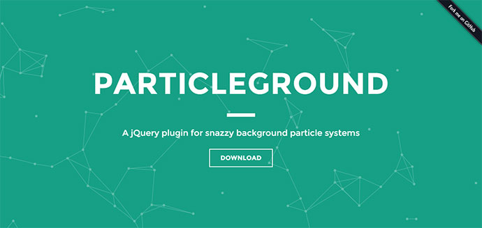 9 jquery plugins for animating background web graphic design particleground 1 ccuart Choice Image