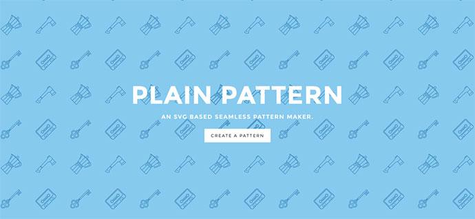 plain-pattern