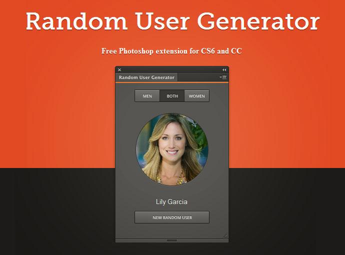 Random-User-Generator-3