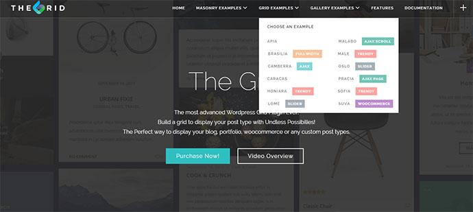 12 Cool Wordpress Image Grid Gallery Plugins – Bashooka