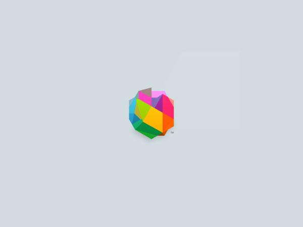 20 Amazing Geometric Logo Designs | Web & Graphic Design | Bashooka
