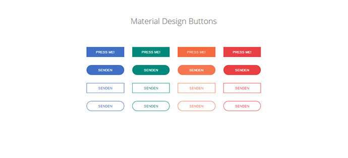 24 Material Design Examples & Resources – Bashooka
