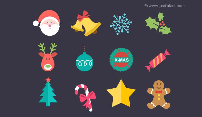 flat-christmas-icon-15