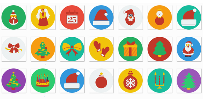 flat-circled-colored-christmas-icon-pack-6