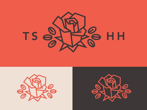 20 amazing geometric logo designs
