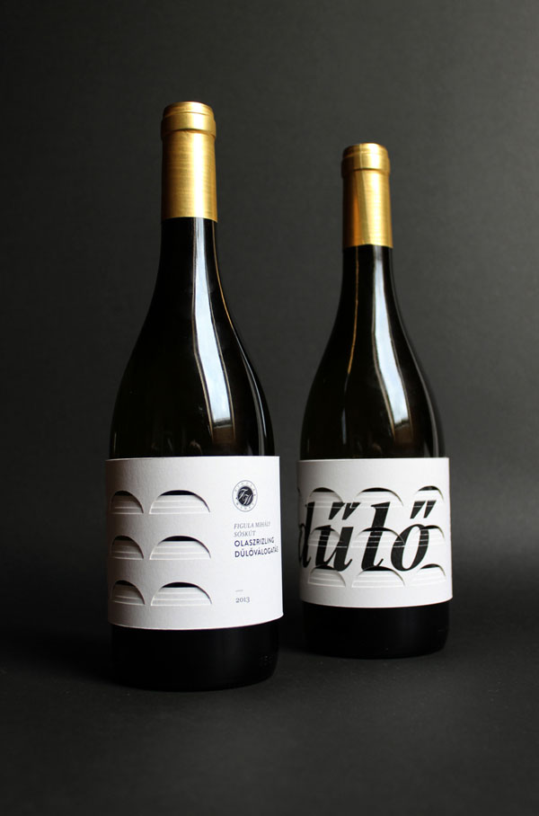 Figula wine label