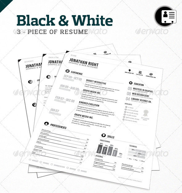 20 creative infographic resume templates web graphic