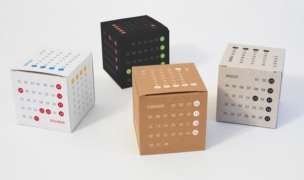 32 super creative calendar designs for 2015