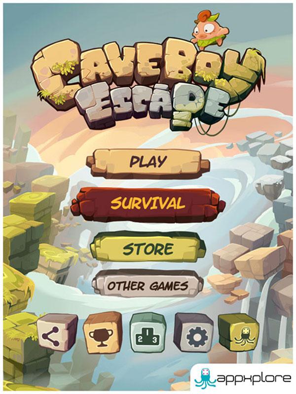 Caveboy Escape