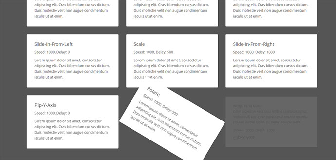 10 jQuery Plugins To Animate Elements As You Scroll – Bashooka