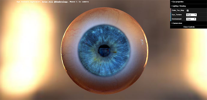 20 cool interactive webgl examples