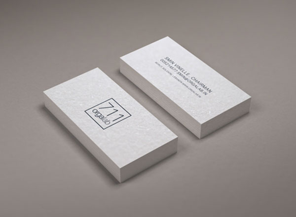 15 awesome free psd business card mockup templates web graphic minimal business card mockup reheart Image collections