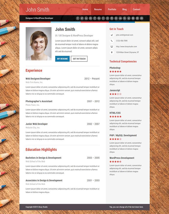 self-resume-16