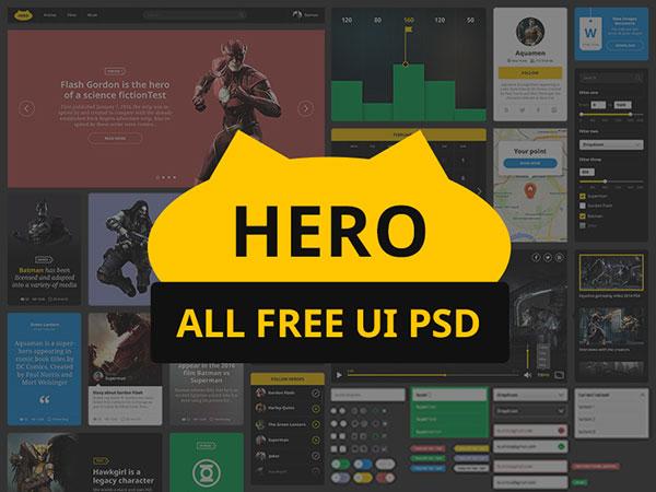 Hero UI