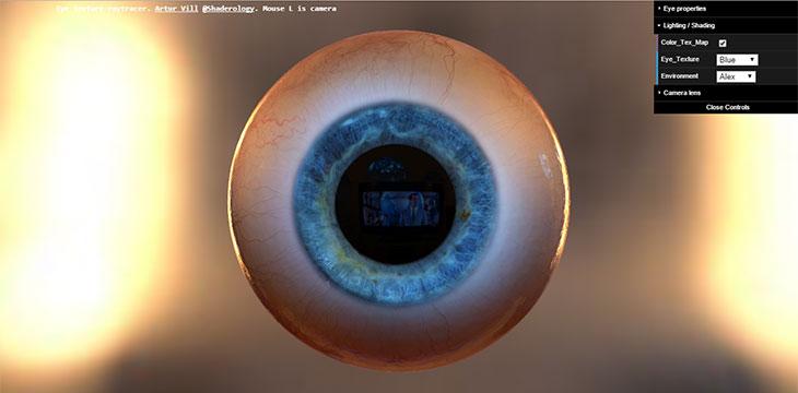 20 Cool Interactive WebGL Examples – Bashooka