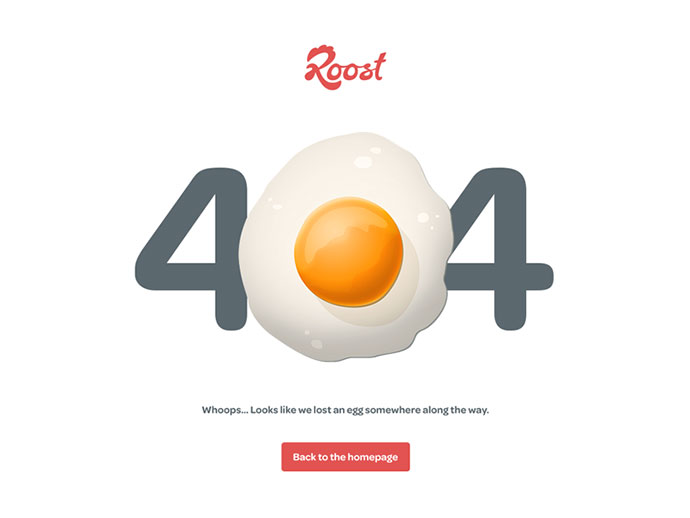 Roost 404