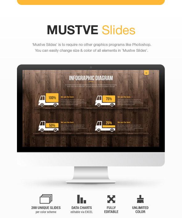 Mustve Slides