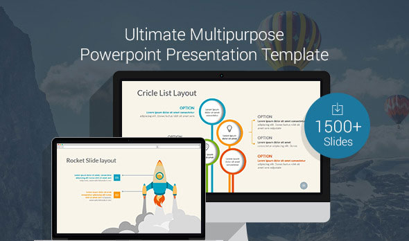 49 best powerpoint templates 2016 | web & graphic design | bashooka, Presentation templates